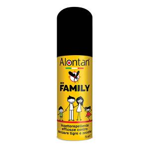 ALONTAN NEO FAMILY SPRAY 75ML BARRIERA MULTI INSETTO