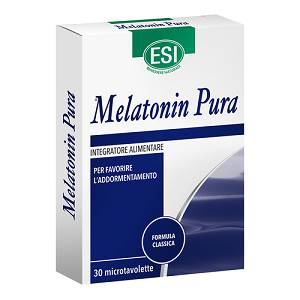 MELATONIN PURA 30MICROTAV