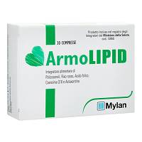 ARMOLIPID Integratore 30 compresse