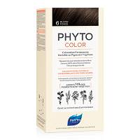 PHYTOCOLOR 6 BIONDO SCURO  COLORAZIONE PERMANENTE A BASE VEGETALE SENZA AMMONIACA 100%